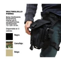 bolso multibolsillo