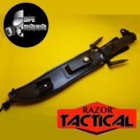 CUCHILLO DE SUPERVIVENCIA RAZOR TACTICAL2