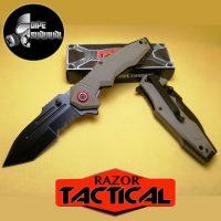 RAZOR TACTICAL TANTO COYOTE 2