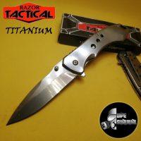 RAZOR TACTICAL TITANIUM 3