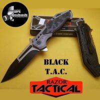 RAZOR TACTICAL BLACK T.A.C. 2