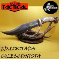bowie razor tactical venado coleccion 2