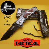 razor tactical grey 2